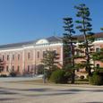 旧海軍兵学校生徒館 ex-IJN Academy Student Dormitory